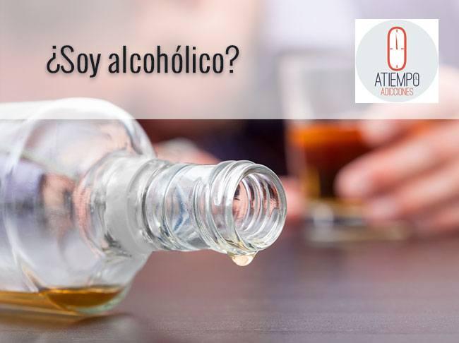 Cómo saber si soy alcohólico - Atiempo Adicciones Madrid