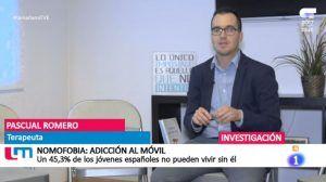 Nomofobia o adicción al móvil - Atiempo Adicciones Madrid
